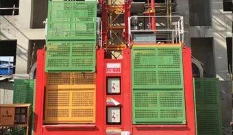 施工电梯 施工升降机 物料提升机 万博体育手机端重工